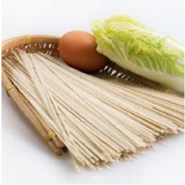Getrocknete Eiergeschmack Weightloss Noodle