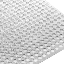 Top Selling Stainless Steel Perforated Metal Sheet for Construction and Protection