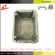 Aluminum Alloy Die Casting Hardware LED Lighting/Satellite Foundation Base