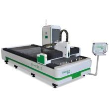 Metal sheet tube fiber laser cutting machine