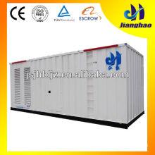 Конкурентоспособная цена 1300kw jichai молчание дизельного генератора 1.3MW молчание генератор