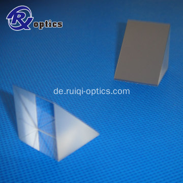 Optionales aluminisiertes rechtwinkliges Hypotenuse-Prisma