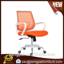 bright colorful office chair specification with wheel