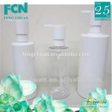 Heißprägung für kosmetische Verpackungsbehälter 200ml Lotion Flasche