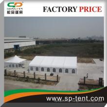 Cadre en aluminium Clear Span Curve Sport Event tente 30x30m Tent Factory