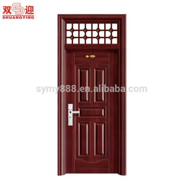 304 ss handles lock system door sill hinge Security door