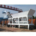 Factory Small Mobile Concrete Batching Plant