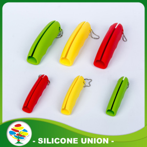 Multicolor Silicone Hand Shank For Promotion Gift