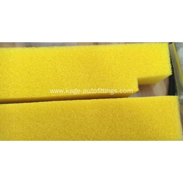 Fuel tank accessories foam