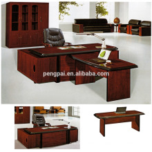 classic model new designs office table with side table324324324