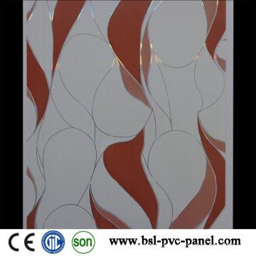 Hotstamp PVC Panel 25cm 7mm PVC Ceiling 2015
