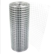 Rede de arame galvanizada / rede de arame quadrada / rede de arame soldada