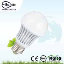 La tecnología de 9w MCOB llevó la luz de bulbo e27