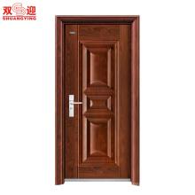 Chine fournisseur dernière conception porte en bois porte intérieure chambre porte