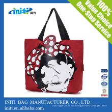 Qualität Eco Laminierte pp gewebte Tasche / recycelbare pp gewebte Einkaufstasche