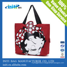 Quality Eco Laminated pp woven bag/recyclable pp woven tote bag