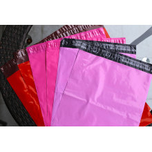 Hot Sale Color Plastic Garment Packing Bag