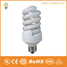 CE UL 15W - 26W Spiral Energy Saving Lights 110-240V from China Factory