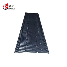 China jiahui cross flow torre de resfriamento filtros escorrendo