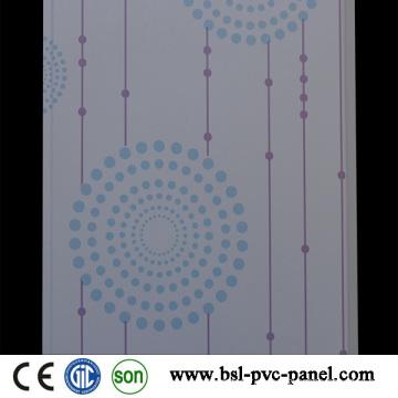 2015 neue laminierte PVC-Wandplatte PVC-Verkleidungsbrett