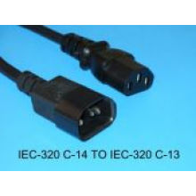 VDE Computer power cords