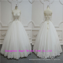 Robe de mariée design unique