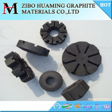 Carbon Graphite Rotor impeller for degassing