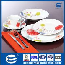 2014 Vaisselle de table et de table de luxe de haute qualité avec Compete Price