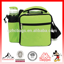 Insulated Lunch Box Bag Thermal Picnic Bag Portable Ice Pack Shoulder Cooler Bag Mom Handbag