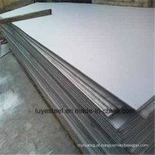 Chapa / placa de aço inoxidável ASTM 904L
