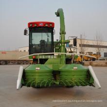 Maquinaria cosechadora de forraje agrícola