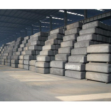 Предварительно обожженный алюминиево-углеродный анод (вместо литейного кокса)