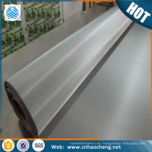 Lista de precios ultra fina de malla de alambre de acero inoxidable 30 micrones 304