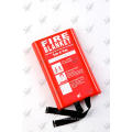 TUV Certificate Fiberglass Fire Blanket
