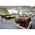 Générateur d'essence silencieux ouvert à économie de puissance 6000W WH7500-K