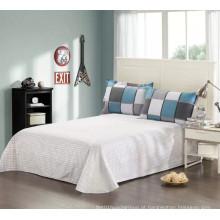 Hotel Bedding Tecido Home Textile Microfiber escovado tecido Extra Wide para cama / Hotel