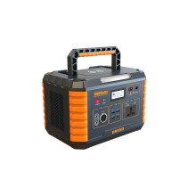 Portable battery bank battery charger