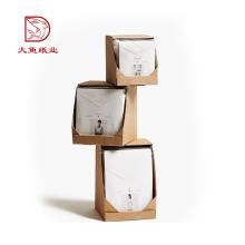 Caja de papel conservada fábrica al por mayor del cartón de la flor de la fábrica barata a granel