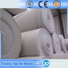 400g Short Fiber Needle Punched Nonwoven Geosynthetics Geotextile