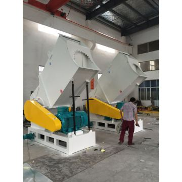 PVC Pipes Crushing Machine