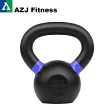 13 LB Powder Coated Kettlebell