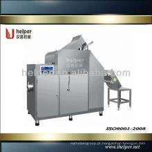 Máquina de corte e moagem de carne congelada