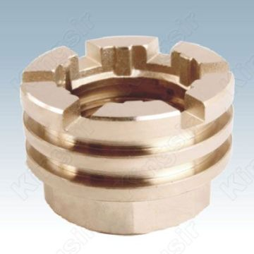 Vergulde interne Thread Pipe Fitting