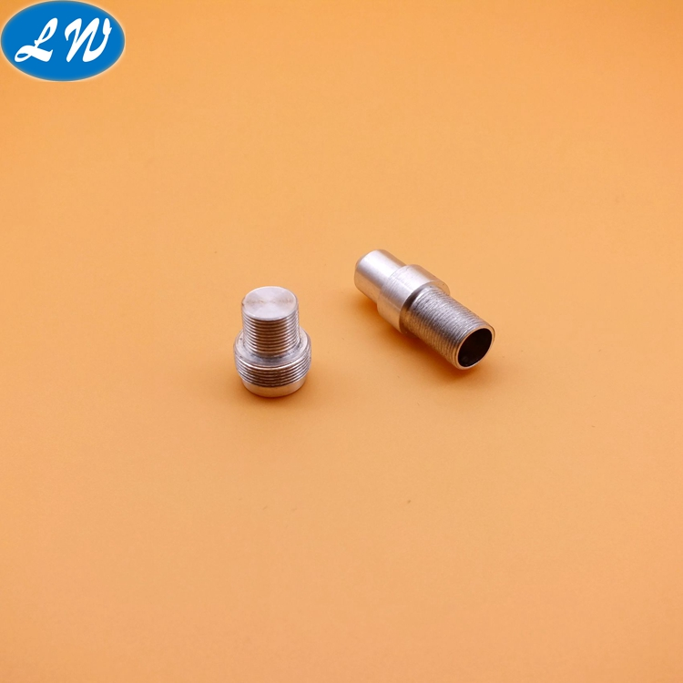 Threaded Hollow Tube