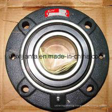 Round Flange Cast Bearing Housing