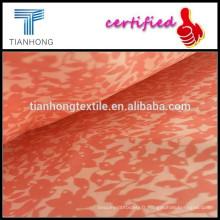 satin de coton imprimé tissu/Print/fleur de tissu de robe coton imprimé tissu