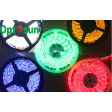 White Red 4.8w/m Ip44 Smd 3528 Led Strip Light With 60leds/m , 50000hrs Lifespan
