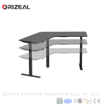 new product 120 degree Electric Office Height Adjustable Desk office furniture Limited supply