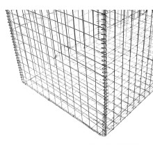Welded Gabion Basket for Wall Using