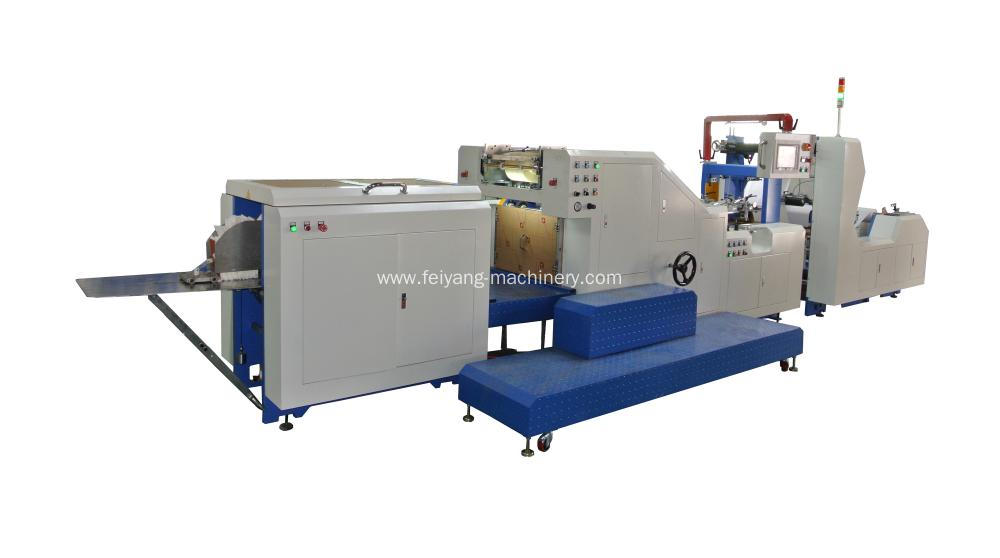auto paper bag making machine